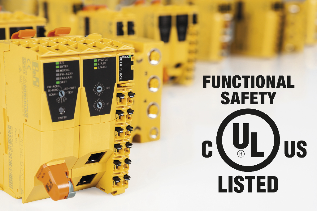 Integrated Safety Technology Awarded Ul Certification Br