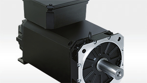 C1 Servo Motor BR Automation 8LSA45.E3060C200-0 Rev