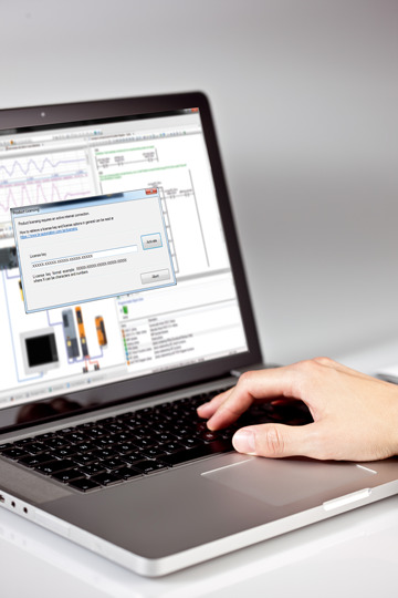 Register automation software | B&R Industrial Automation