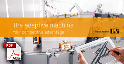 e-Book | The adaptive machine: Your competitive advantage